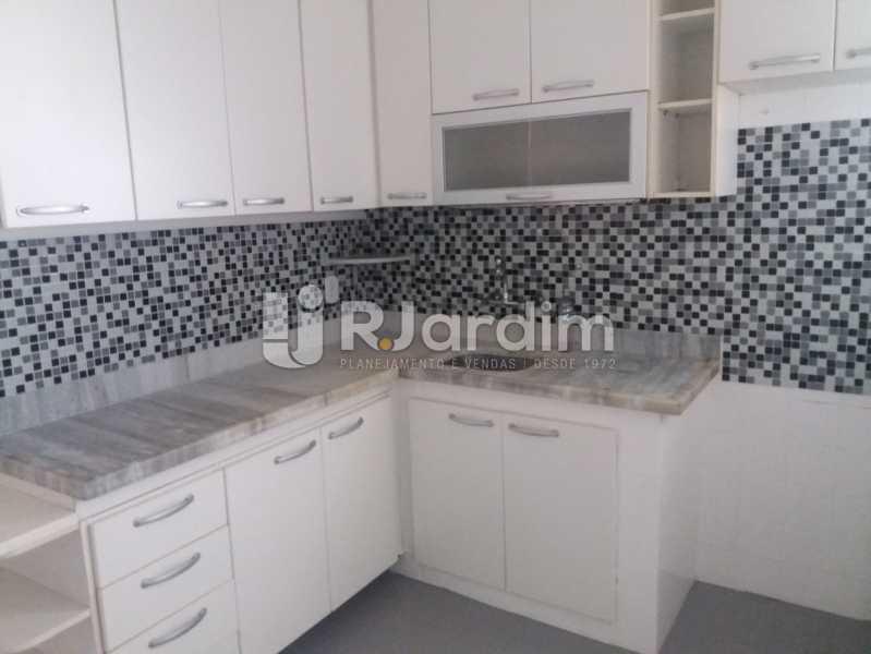 Cozinha - Apartamento Leblon 3 Quartos - LAAP32324 - 13