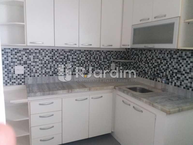 Cozinha - Apartamento Leblon 3 Quartos - LAAP32324 - 14