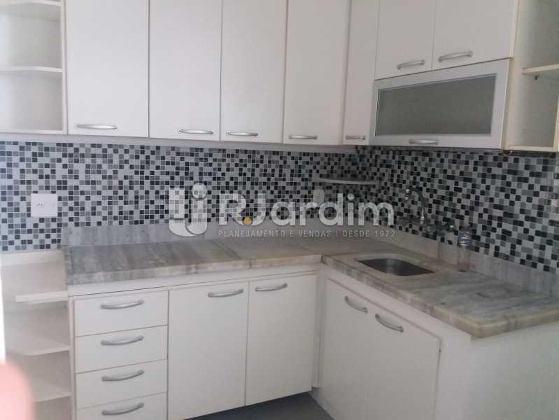 Cozinha - Apartamento Leblon 3 Quartos - LAAP32324 - 18