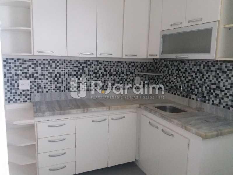 Cozinha - Apartamento Leblon 3 Quartos - LAAP32324 - 15