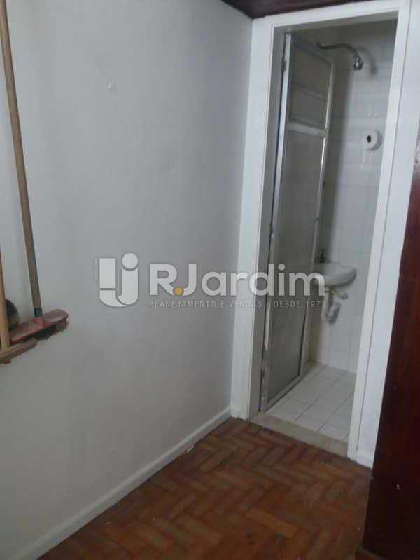 Dependência - Apartamento Leblon 3 Quartos - LAAP32324 - 20