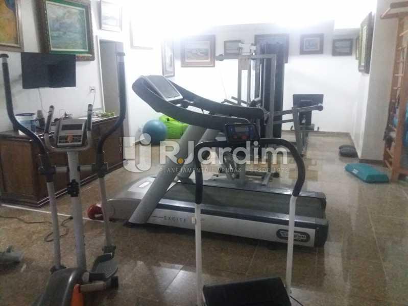 Sala ginastica - Casa Gávea, Zona Sul,Rio de Janeiro, RJ À Venda, 7 Quartos, 900m² - LACA70001 - 6