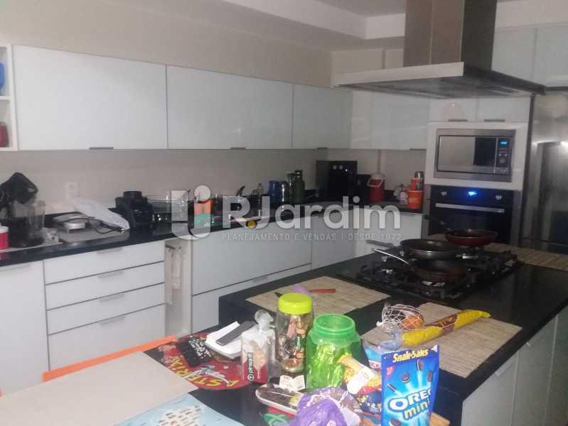 cozinha - Casa Gávea, Zona Sul,Rio de Janeiro, RJ À Venda, 7 Quartos, 900m² - LACA70001 - 13