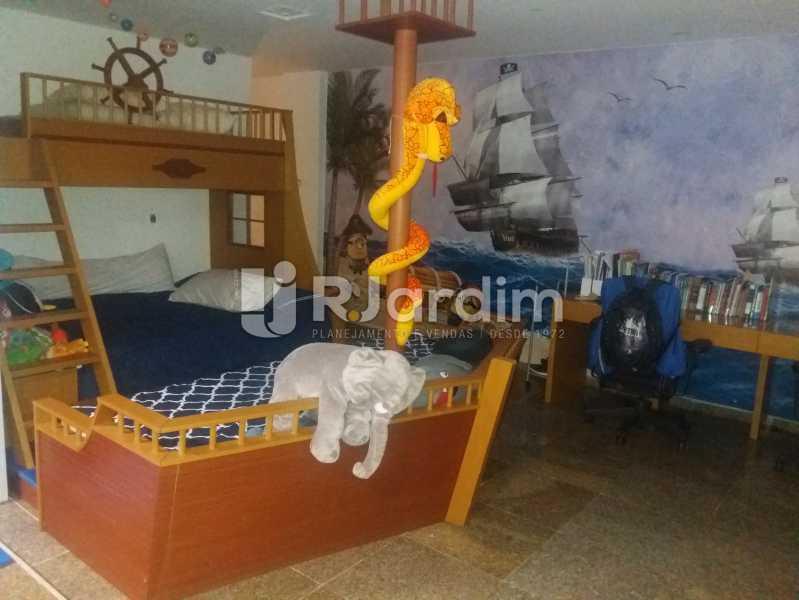 Suíte 1º piso - Casa Gávea, Zona Sul,Rio de Janeiro, RJ À Venda, 7 Quartos, 900m² - LACA70001 - 8