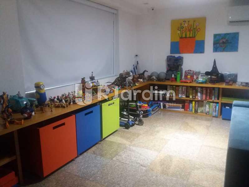 Suíte 1º piso - Casa Gávea, Zona Sul,Rio de Janeiro, RJ À Venda, 7 Quartos, 900m² - LACA70001 - 25