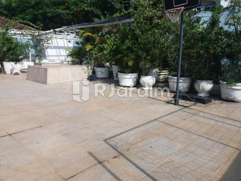 Terraço - Casa Gávea, Zona Sul,Rio de Janeiro, RJ À Venda, 7 Quartos, 900m² - LACA70001 - 24