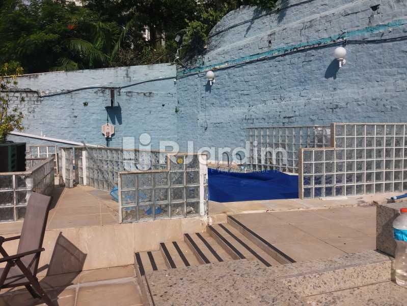 piscina - Casa Gávea, Zona Sul,Rio de Janeiro, RJ À Venda, 7 Quartos, 900m² - LACA70001 - 19