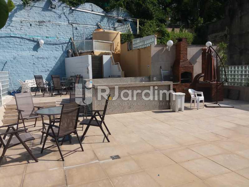 terraço - Casa Gávea, Zona Sul,Rio de Janeiro, RJ À Venda, 7 Quartos, 900m² - LACA70001 - 28