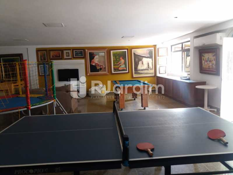 Salão 2º piso - Casa Gávea, Zona Sul,Rio de Janeiro, RJ À Venda, 7 Quartos, 900m² - LACA70001 - 30