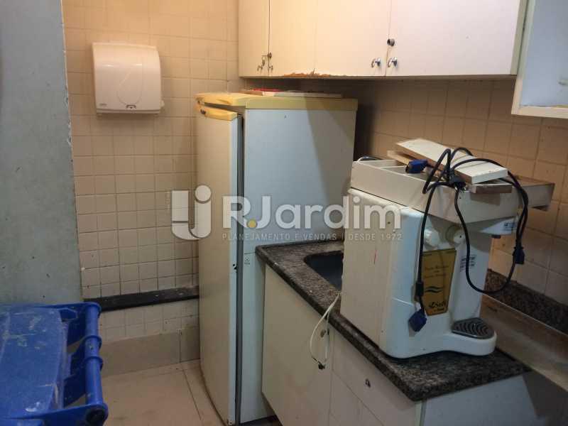 Cozinha - Loja Leblon, Zona Sul,Rio de Janeiro, RJ Para Alugar, 155m² - LALJ00153 - 14