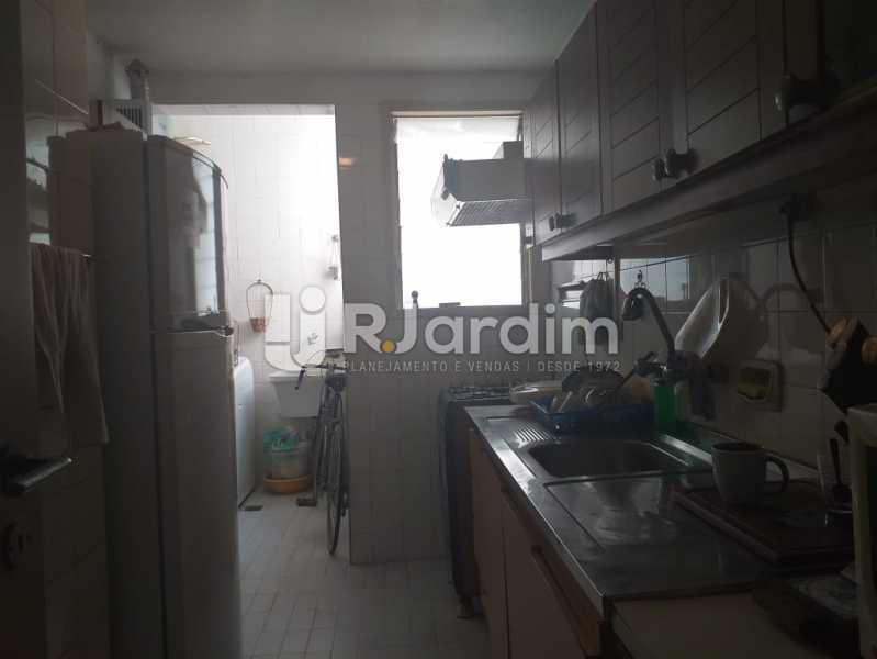 ALTO LEBLON  - Apartamento Leblon 2 Quartos - LAAP21674 - 12