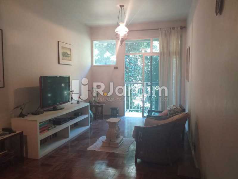 ALTO LEBLON - Apartamento Leblon 2 Quartos - LAAP21674 - 3