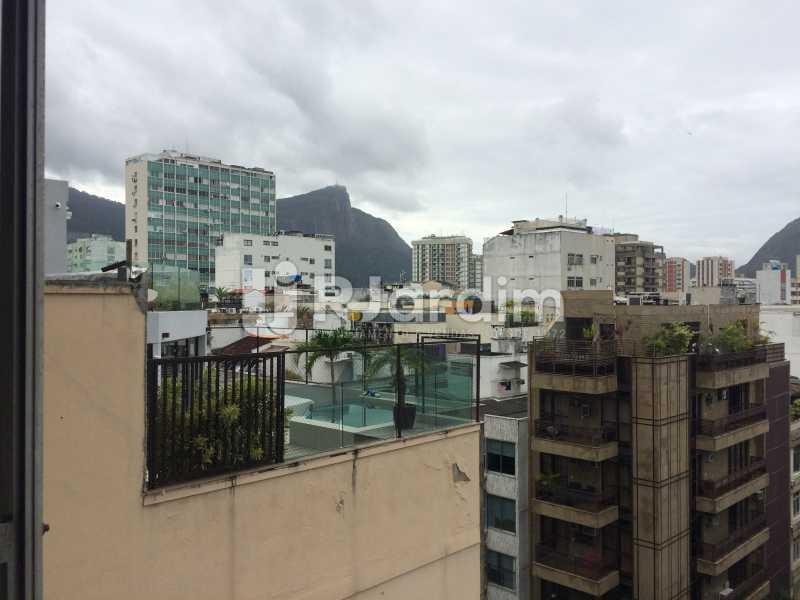 Vista Cristo - Apartamento Leblon 3 Quartos - LAAP32338 - 1