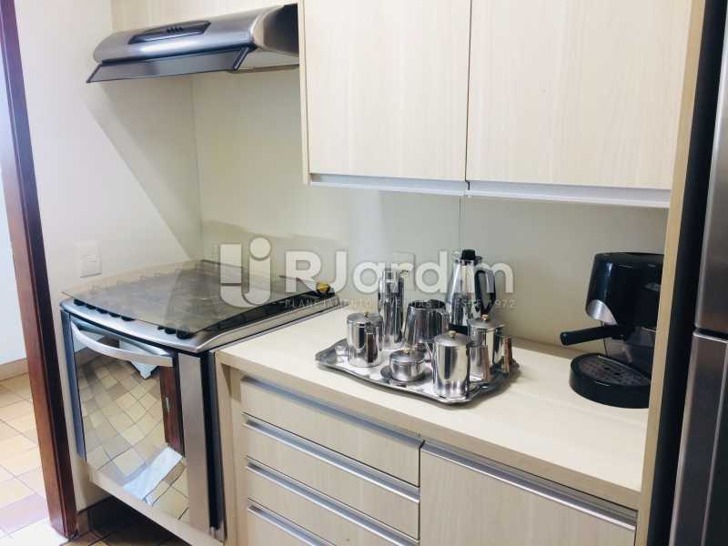 Copa-cozinha - Apartamento Leblon 3 Quartos - LAAP32338 - 27