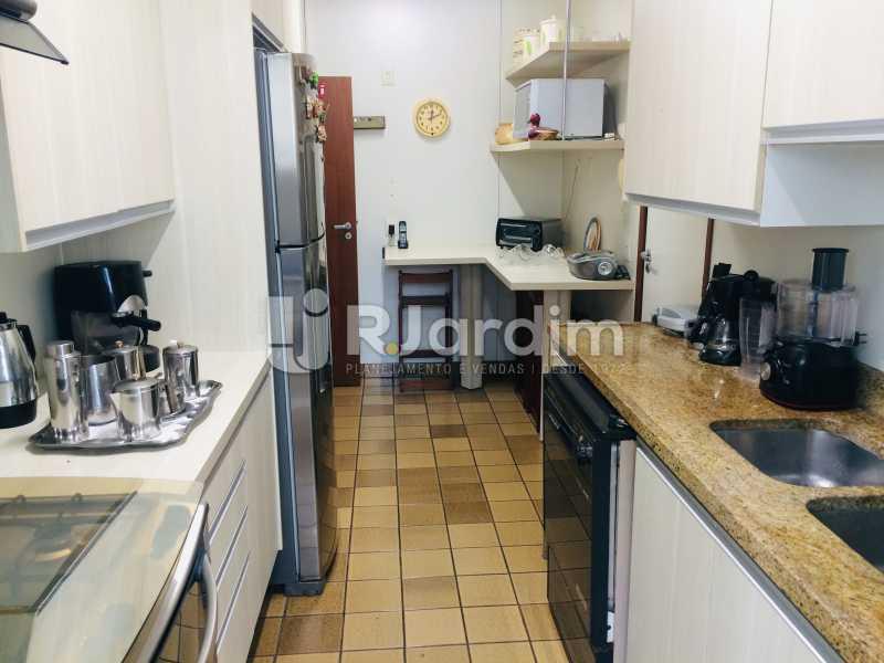 Copa-cozinha - Apartamento Leblon 3 Quartos - LAAP32338 - 28