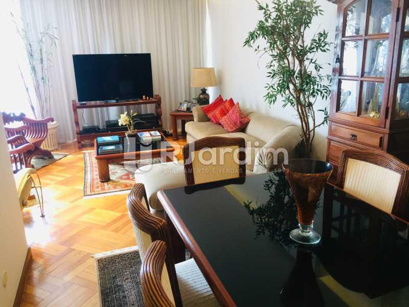 Sala de estar - Apartamento Leblon 3 Quartos Aluguel - LAAP32339 - 9