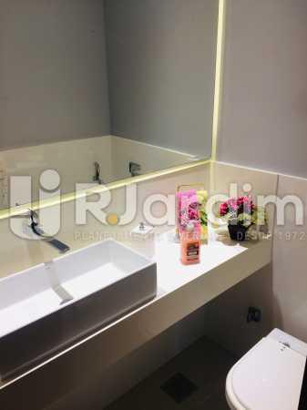 Lavabo - Apartamento Leblon 3 Quartos Aluguel - LAAP32339 - 10