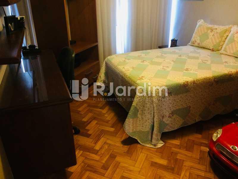 Quarto 1 - Apartamento Leblon 3 Quartos Aluguel - LAAP32339 - 11