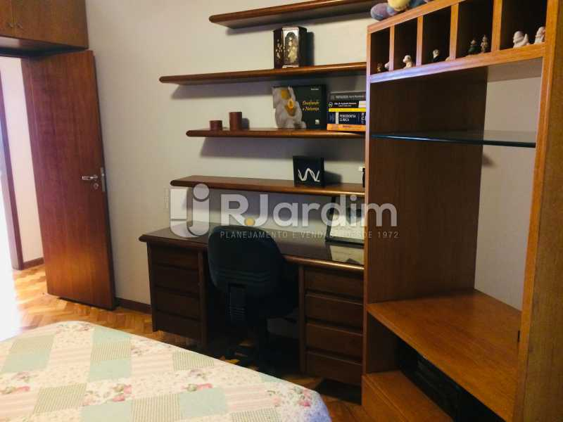 Quarto 1 - Apartamento Leblon 3 Quartos Aluguel - LAAP32339 - 12
