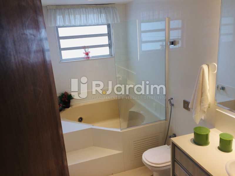 Banheiro social - Apartamento Leblon 3 Quartos Aluguel - LAAP32339 - 14