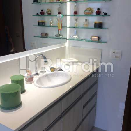 Banheiro social - Apartamento Leblon 3 Quartos Aluguel - LAAP32339 - 16