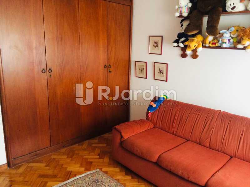 Quarto 2 - Apartamento Leblon 3 Quartos Aluguel - LAAP32339 - 18