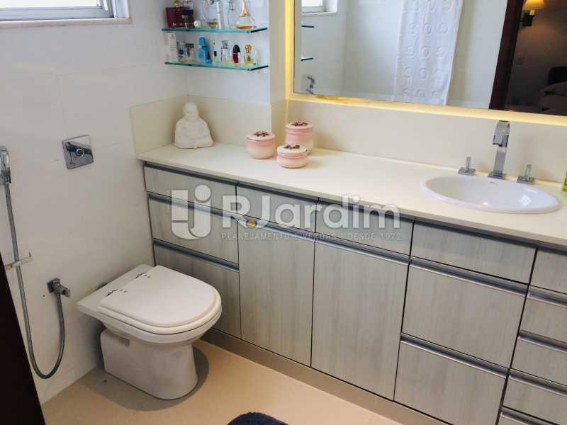 Banheiro suíte - Apartamento Leblon 3 Quartos Aluguel - LAAP32339 - 21