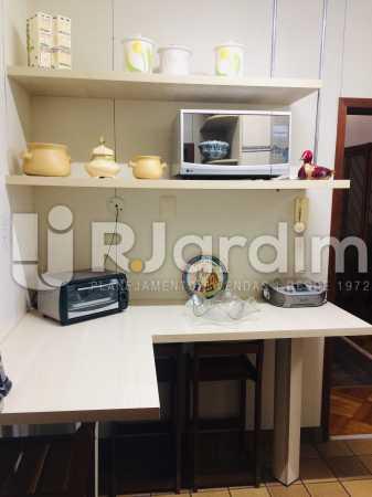 Copa-cozinha - Apartamento Leblon 3 Quartos Aluguel - LAAP32339 - 25