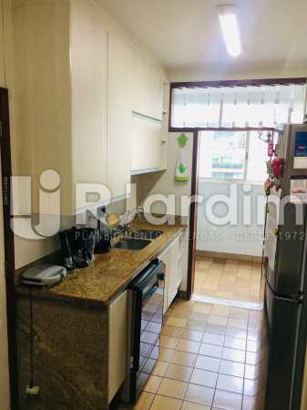 Copa-cozinha - Apartamento Leblon 3 Quartos Aluguel - LAAP32339 - 26