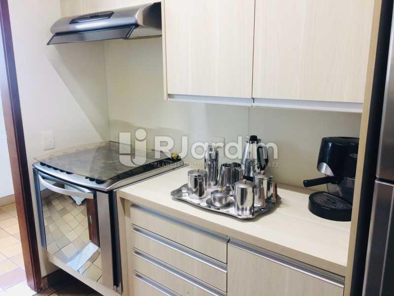 Copa-cozinha - Apartamento Leblon 3 Quartos Aluguel - LAAP32339 - 27