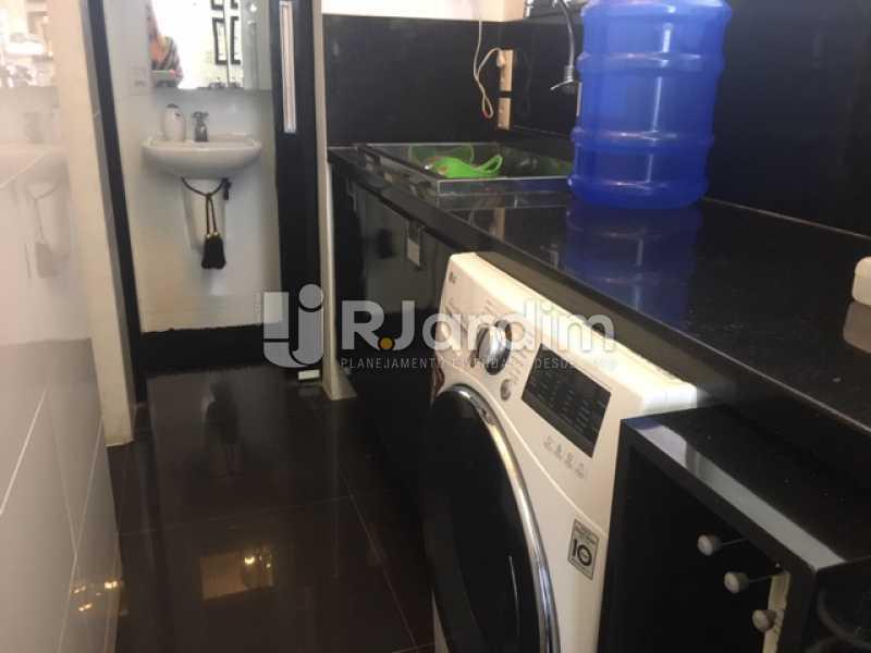 IMG_3315 - Apartamento Leblon 2 Quartos - LAAP21678 - 13