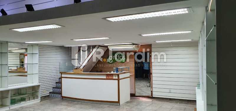 interior - Loja Jardim Botânico, Zona Sul,Rio de Janeiro, RJ Para Alugar, 70m² - LALJ00154 - 6