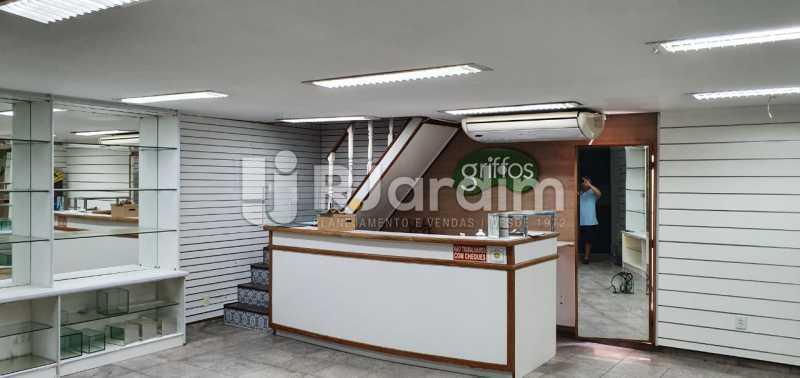 interior - Loja Jardim Botânico, Zona Sul,Rio de Janeiro, RJ Para Alugar, 70m² - LALJ00154 - 9