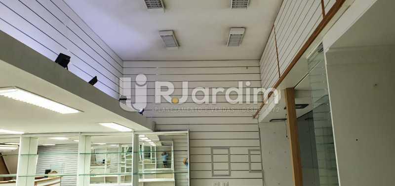 interior - Loja Jardim Botânico, Zona Sul,Rio de Janeiro, RJ Para Alugar, 70m² - LALJ00154 - 10