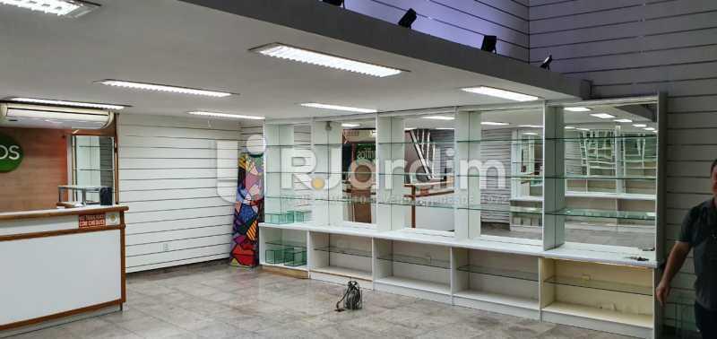 interior - Loja Jardim Botânico, Zona Sul,Rio de Janeiro, RJ Para Alugar, 70m² - LALJ00154 - 11