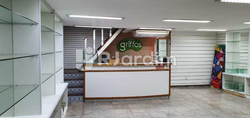 interior - Loja Jardim Botânico, Zona Sul,Rio de Janeiro, RJ Para Alugar, 70m² - LALJ00154 - 12