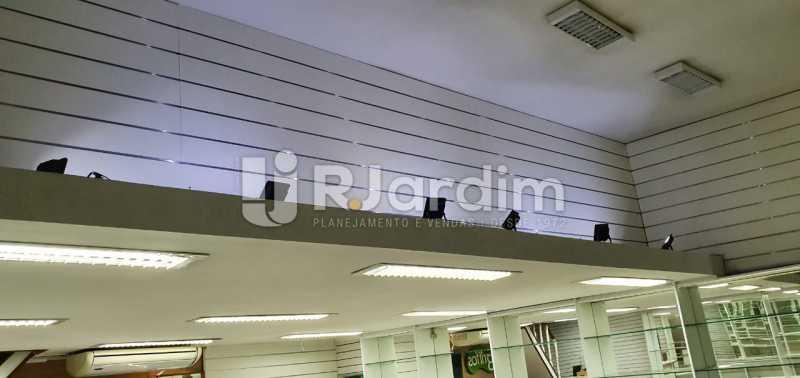 interior - Loja Jardim Botânico, Zona Sul,Rio de Janeiro, RJ Para Alugar, 70m² - LALJ00154 - 14
