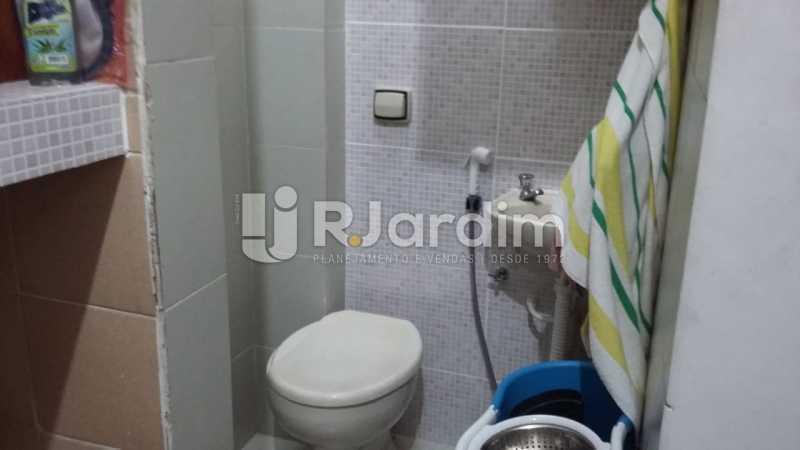 banheiro de serviço - Apartamento Botafogo 3 Quartos - LAAP32346 - 19