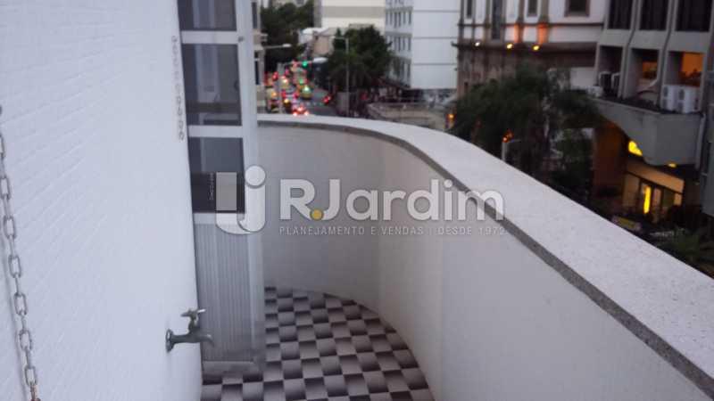 Varanda - Apartamento Botafogo 3 Quartos - LAAP32346 - 4