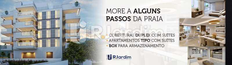 banner_site_BiancoVita - Apartamento Barra da Tijuca, Zona Oeste - Barra e Adjacentes,Rio de Janeiro, RJ À Venda, 3 Quartos, 130m² - LAAP32347 - 1