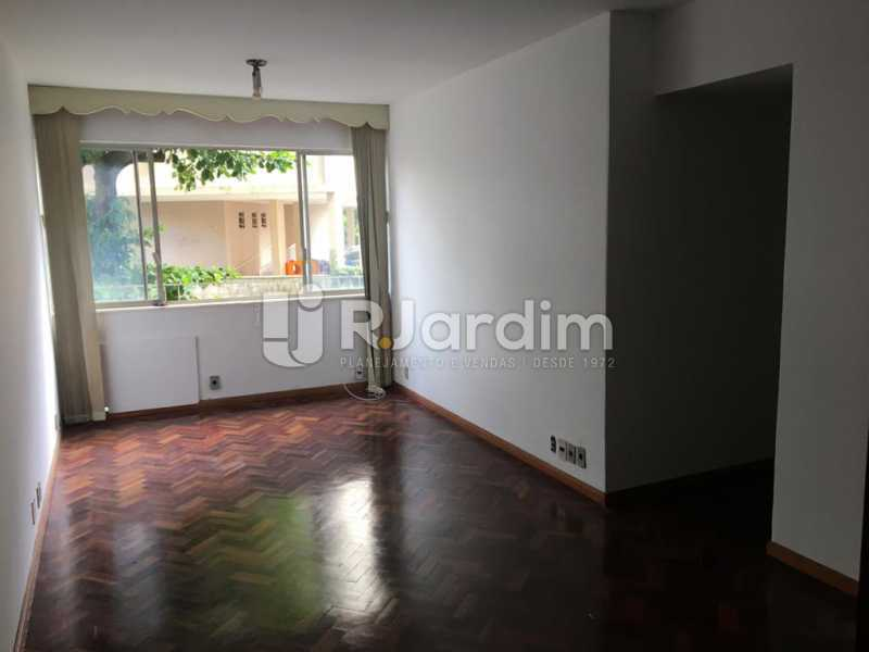 Sala - Apartamento Largo dos Leões,Humaitá, Zona Sul,Rio de Janeiro, RJ Para Alugar, 2 Quartos, 70m² - LAAP21682 - 1