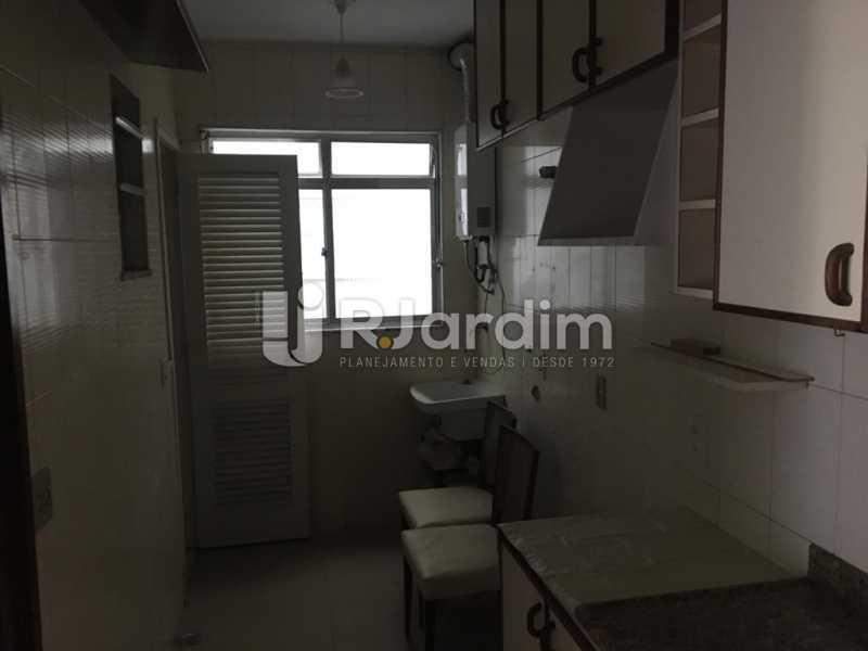 Cozinha - Apartamento Largo dos Leões,Humaitá, Zona Sul,Rio de Janeiro, RJ Para Alugar, 2 Quartos, 70m² - LAAP21682 - 15