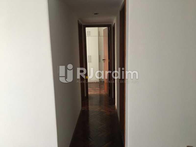 Circulação - Apartamento Largo dos Leões,Humaitá, Zona Sul,Rio de Janeiro, RJ Para Alugar, 2 Quartos, 70m² - LAAP21682 - 3