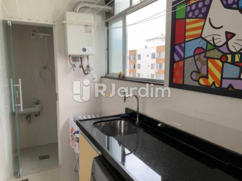 105018015319610 - Apartamento Leblon 3 Quartos - LAAP32351 - 12