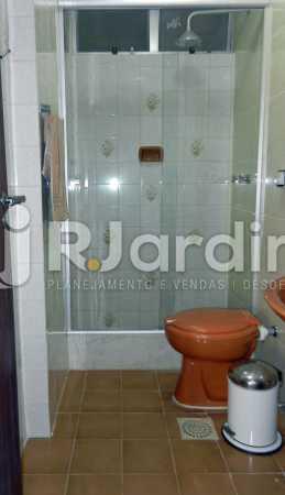 banho 1 - Apartamento Copacabana, Zona Sul,Rio de Janeiro, RJ À Venda, 3 Quartos, 100m² - LAAP32353 - 10