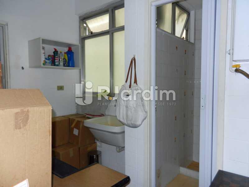 área de serviço - Apartamento Copacabana, Zona Sul,Rio de Janeiro, RJ À Venda, 3 Quartos, 100m² - LAAP32353 - 22