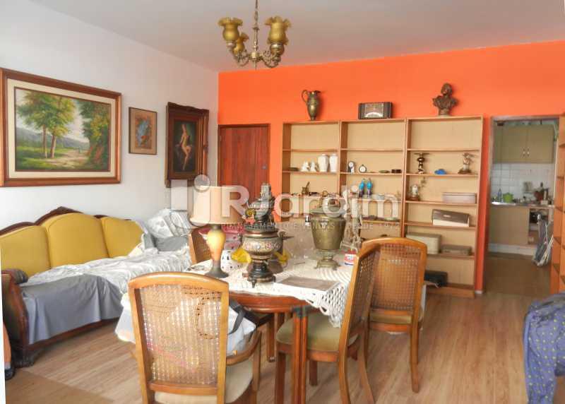 salão - Apartamento Copacabana, Zona Sul,Rio de Janeiro, RJ À Venda, 3 Quartos, 100m² - LAAP32353 - 1