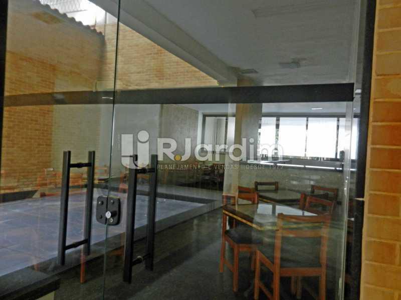 salão de festas - Apartamento Copacabana, Zona Sul,Rio de Janeiro, RJ À Venda, 3 Quartos, 100m² - LAAP32353 - 27