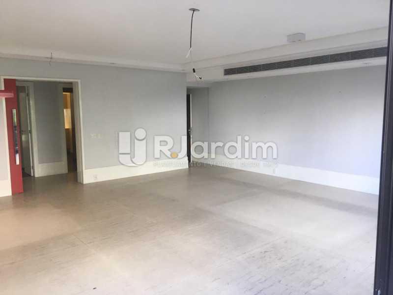 Salão - Apartamento Leblon 4 Quartos Aluguel - LAAP40852 - 3