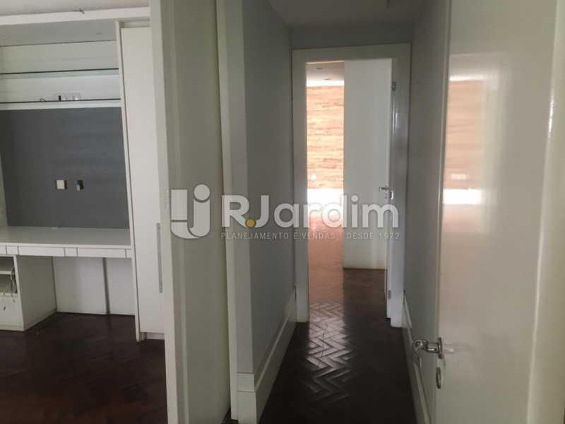 Circulação - Apartamento Leblon 4 Quartos Aluguel - LAAP40852 - 5